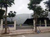 Trung tâm Văn hóa - thể thao quận Tây Hồ (Hà Nội): Đang bị thay đổi!
