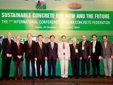 Ứng dụng KHCN phát triển bê tông bền vững cho các công trình