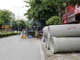 Vĩnh Phúc: Đảm bảo thoát nước đô thị trong mùa mưa 2017
