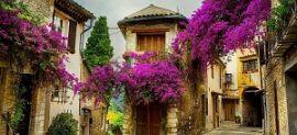 10 ngôi làng trông giống như trong truyện cổ tích