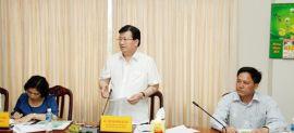Bộ trưởng Trịnh Đình Dũng: Ninh Thuận cần đẩy mạnh công tác quản lý chất lượng các công trình