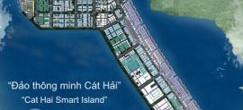 Công bố quy hoạch chi tiết 1/2000 đảo Cát Hải thành đảo thông minh