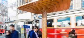 Độc đáo trạm cung cấp năng lượng mặt trời ở Istanbul