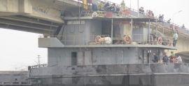 Hải Dương: Mất 2 tháng mới khắc phục xong sự cố cầu An Thái