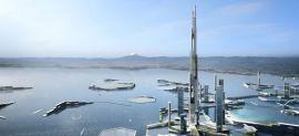 Next Tokyo - Dự án xây dựng thành phố sinh thái chống lại biến đổi khí hậu