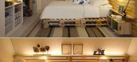 Tận dụng gỗ phế thải trong nội thất
