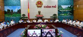 Thủ tướng chủ trì sơ kết thực hiện Nghị quyết về xây dựng hạ tầng