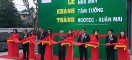 Vận hành nhà máy sản xuất tấm tường hiện đại nhất Việt Nam