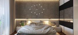 Ý tưởng thiết kế phòng ngủ gắn kết, ấm cúng