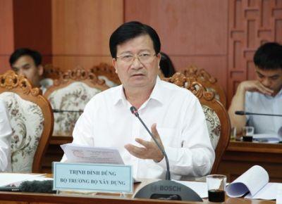 Bộ trưởng Trịnh Đình Dũng: Nhà ở cho người có công với Cách mạng tại Quảng Nam cần được quan tâm đặc biệt