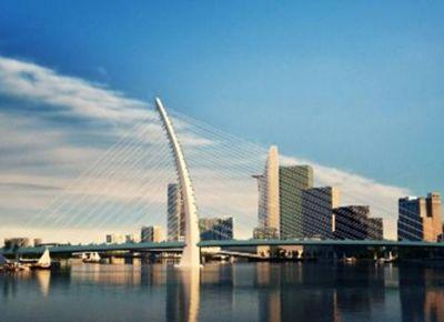 Cầu Thủ Thiêm 2: Có mặt bằng sạch, dự án sẽ hoàn thành đúng tiến độ