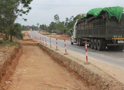 Định mức dự toán xây dựng công trình dự án mở rộng Quốc lộ 1A