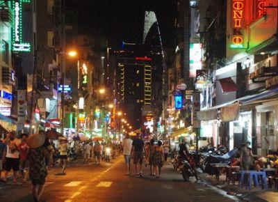 Thành phố Hồ Chí Minh chính thức khai trương phố đi bộ Bùi Viện