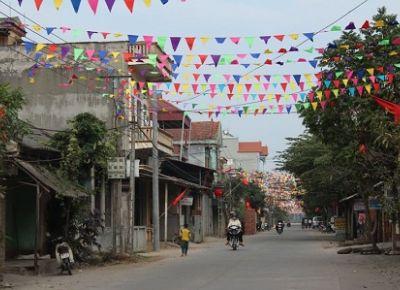 Vĩnh Phúc đẩy mạnh phát triển giao thông nông thôn